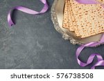 passover holiday concept with... | Shutterstock . vector #576738508