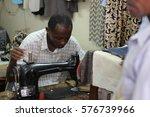 kigali  rwanda   circa july... | Shutterstock . vector #576739966
