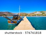 camel beach in bitez  bodrum ...   Shutterstock . vector #576761818