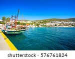 view of bodrum  turkey | Shutterstock . vector #576761824