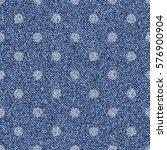 polka dots background. vector... | Shutterstock .eps vector #576900904
