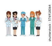 medical doctor icon image | Shutterstock .eps vector #576918064