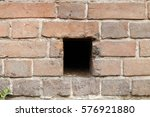 The Hole In The Brick Wall. Ol...