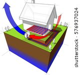 3d illustration of air source