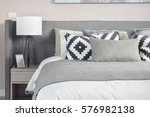 graphic pattern and grey shade... | Shutterstock . vector #576982138