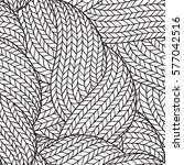 seamless pattern for coloring... | Shutterstock .eps vector #577042516