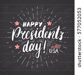 Happy President's Day Vintage...