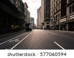 new york  usa   19 september ... | Shutterstock . vector #577060594