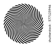 twist line vector | Shutterstock .eps vector #577125946