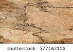 old reclaimed wood texture.... | Shutterstock . vector #577162153