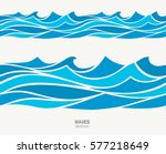 Marine Seamless Pattern With...