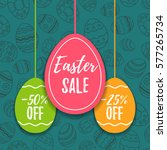 easter sale offer  banner...