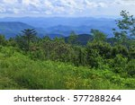 blue ridge mountains  north... | Shutterstock . vector #577288264