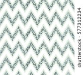 seamless pattern of silver... | Shutterstock .eps vector #577312234