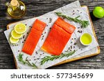 Salmon Fillet With Fresh...