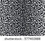 leopard pattern  vector ...   Shutterstock .eps vector #577402888