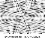 abstract halftone pattern... | Shutterstock .eps vector #577406026