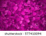 abstract purple  violet and... | Shutterstock .eps vector #577410094