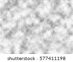 abstract halftone pattern... | Shutterstock .eps vector #577411198