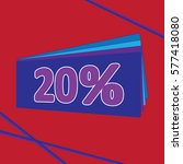 sale banner  poster. special... | Shutterstock .eps vector #577418080