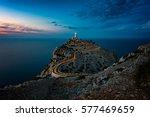 Lighthouse At Cap Formentor...