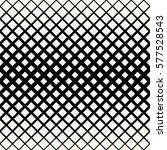 halftone square geometric... | Shutterstock .eps vector #577528543
