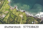 top view aerial photo from... | Shutterstock . vector #577538620