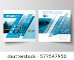 business templates for square... | Shutterstock .eps vector #577547950