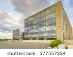 szczecin  poland circa november ... | Shutterstock . vector #577557334