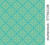 vintage pattern graphic design | Shutterstock .eps vector #577561138
