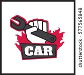 services logo templates | Shutterstock . vector #577565848