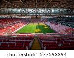 russia  moscow  october 29 ... | Shutterstock . vector #577593394