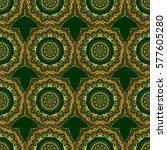glitter textured seamless...   Shutterstock . vector #577605280