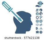 head screwdriver tuning...   Shutterstock .eps vector #577621138