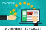 vector horizontal banner pay...
