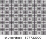 texture with 3d rendering... | Shutterstock . vector #577723000