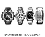 vector hand drown illustration...   Shutterstock .eps vector #577733914