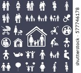 family graphic design   vector...   Shutterstock .eps vector #577746178