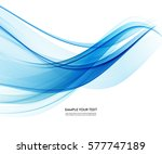 abstract vector background ... | Shutterstock .eps vector #577747189