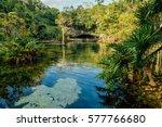 Azul cenote, Akumal, Quintana Roo, Mexico
