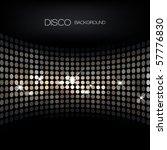 disco background | Shutterstock .eps vector #57776830