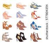 Womens Shoes Flat Fashion...