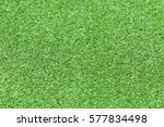 green artificial grass texture... | Shutterstock . vector #577834498