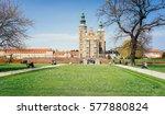rosenborg castle   royal... | Shutterstock . vector #577880824