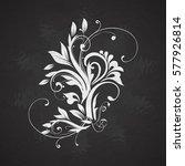 vintage element for design ... | Shutterstock .eps vector #577926814