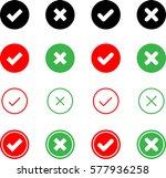 check mark icon vector... | Shutterstock .eps vector #577936258