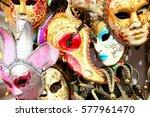 venice carnival | Shutterstock . vector #577961470