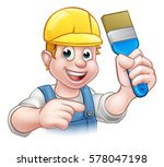 A Painter Decorator Handyman...