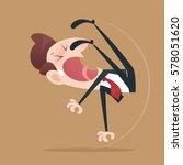 slip | Shutterstock .eps vector #578051620