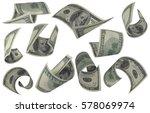 Dollar  Paper Money Set ...